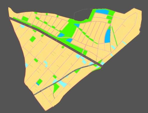 Plan Parcial SAU R/5 en Coria del Río