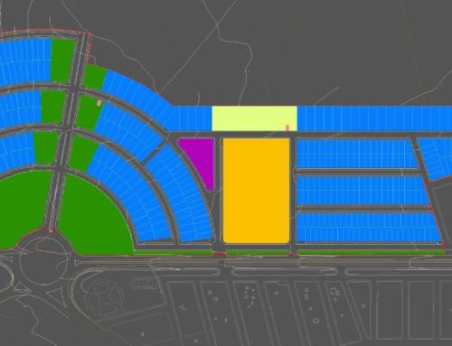 Plan Parcial SUB-AR1, PU y PR en Alcalá del Río