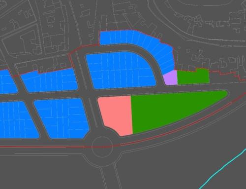 Plan Parcial SUB-AR3, PU y PR en Alcalá del Río