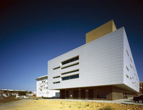 Centro de Salud Alcalá de Guadaíra (Sevilla)