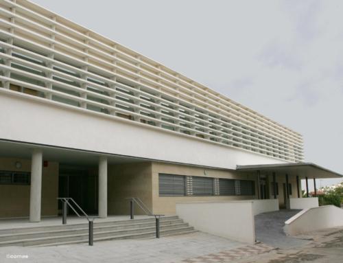 Centro Hospitalario en Alcaudete (Jaén)