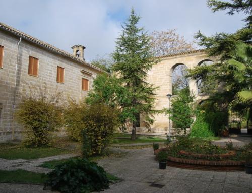 Palacio de los Obispos del S.XIV en Baeza (Jaén)