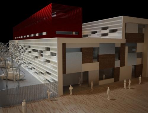 Centro de Salud «Jerez-Sector Sur» en Jerez