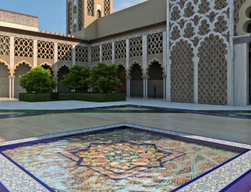 Espadas Bloquea el Solar Solicitado para la Mezquita