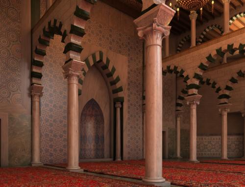 Los Promotores de la Gran Mezquita de Sevilla cargan Contra Los Meses de Silencio