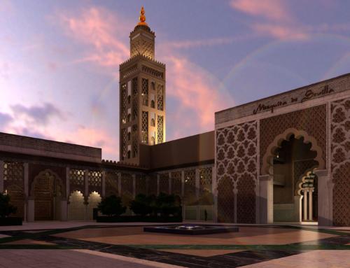 ¿Qué pasó con los proyectos de gran mezquita en Sevilla?