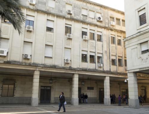 Lavado de Cara a los Juzgados del Prado de San Sebastian