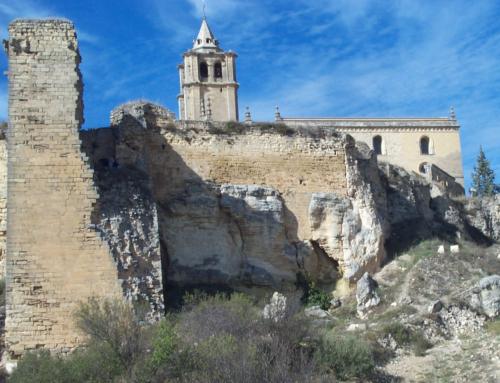 Murallas y Torre en Alcalá la Real (Jaén)