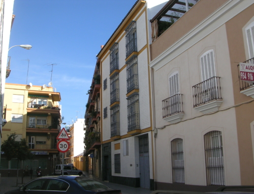 Edificio Plurifamiliar de 3 Viviendas en Sevilla