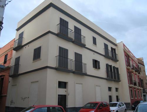 Edificio Plurifamiliar de 5 Viviendas en Sevilla