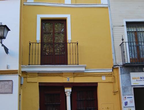 Casa Señorial del S.XVIII en Sevilla