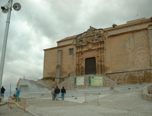 Iglesia Santa María la Mayor en Alcaudete