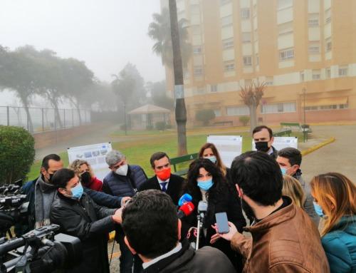 """Continúa la """"ambiciosa"""" reforma de la residencia de mayores La Granja"""